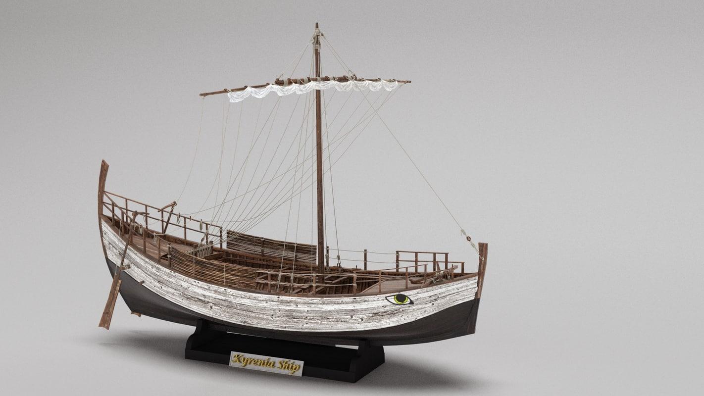 Kyrenia Ship