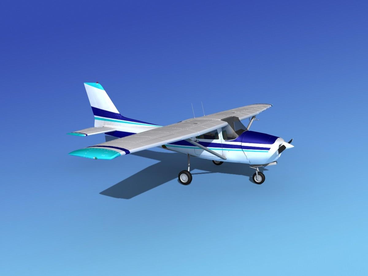 Cessna 172RG Cutlass V01
