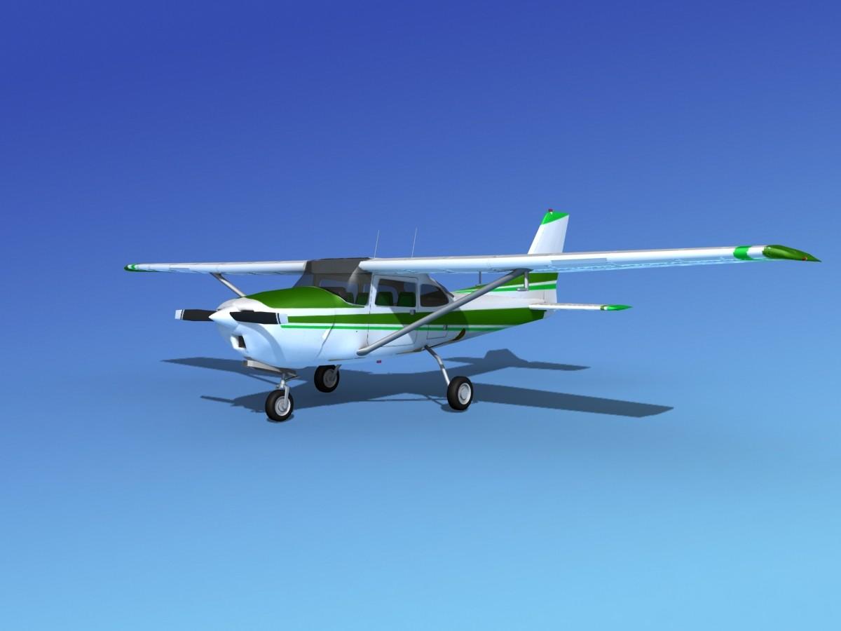 Cessna 172RG Cutlass V05
