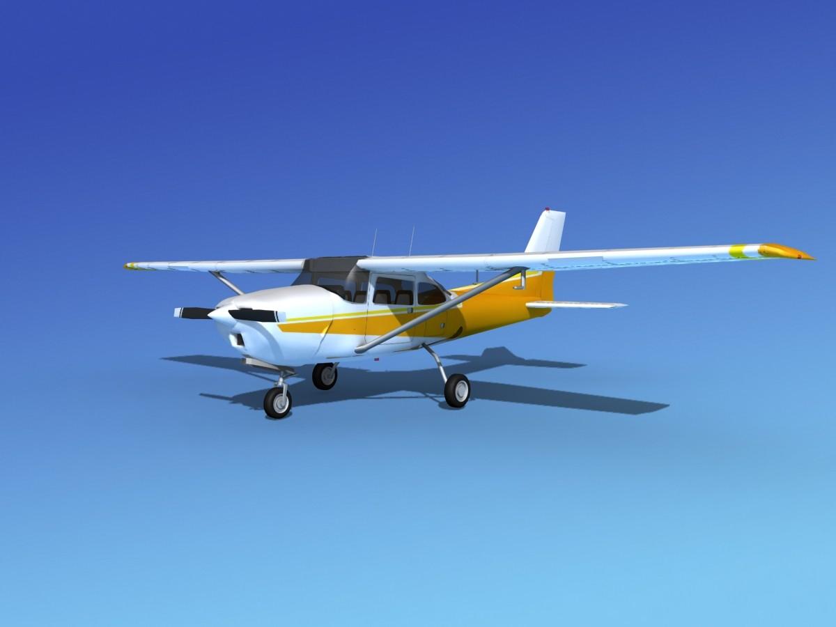 Cessna 172RG Cutlass V10