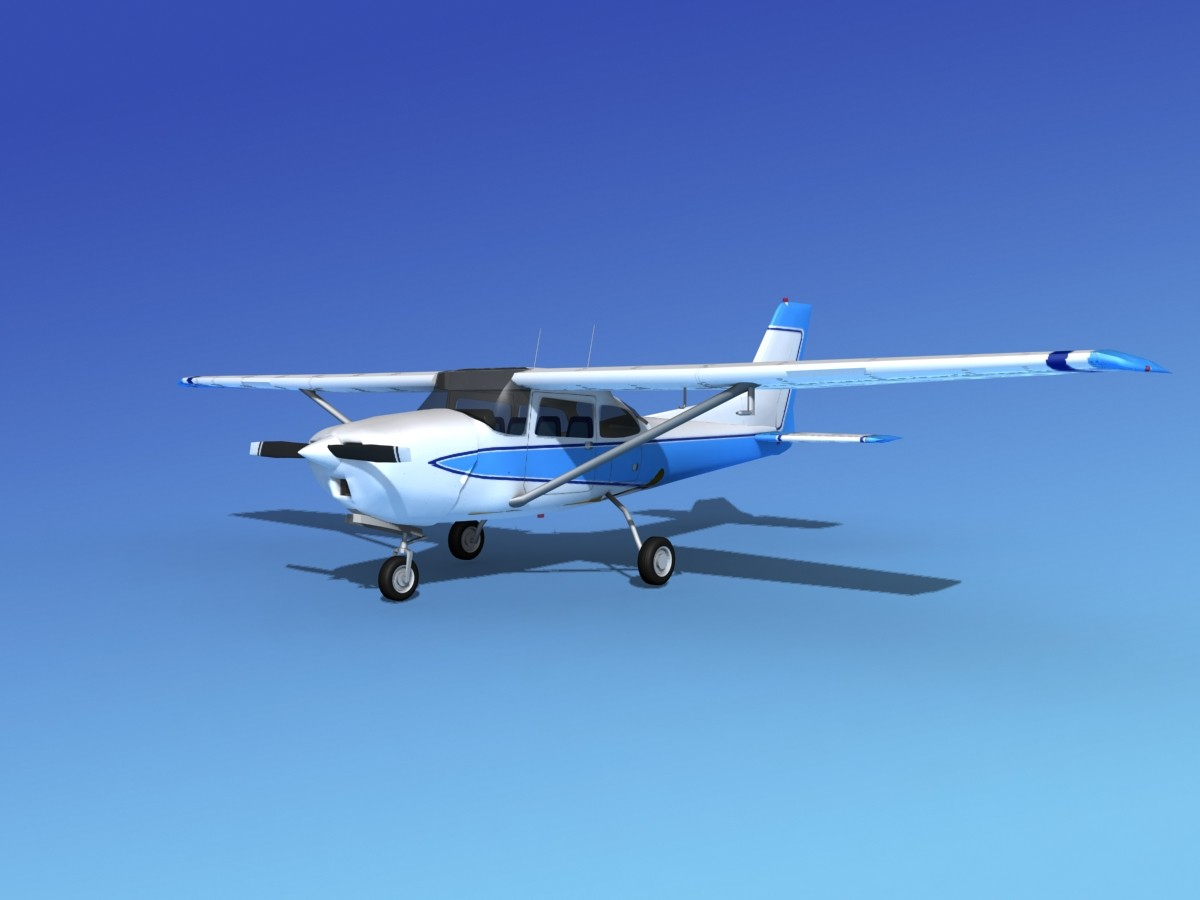 Cessna 172RG Cutlass V11