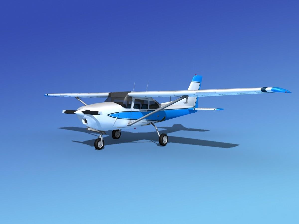 Cessna 172RG Cutlass V15