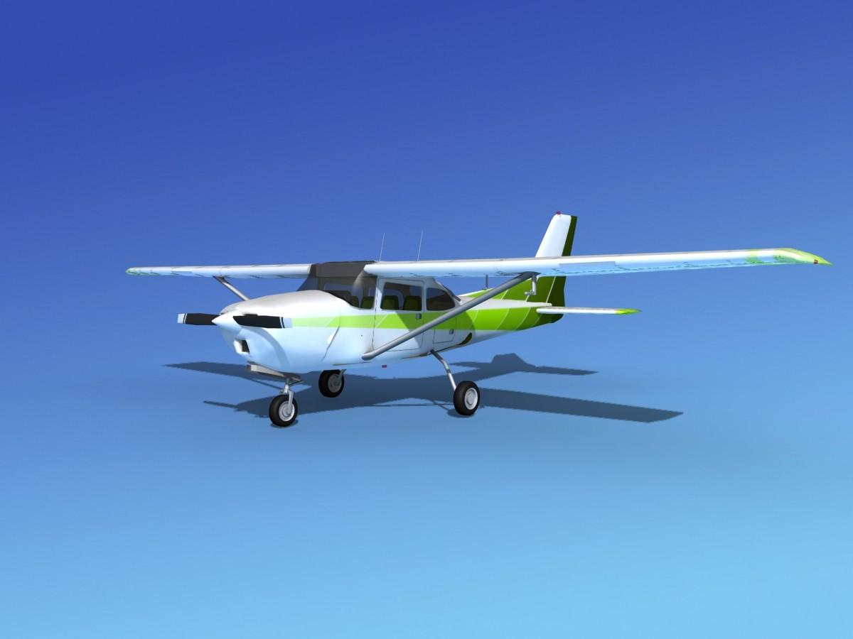 Cessna 172RG Cutlass V19