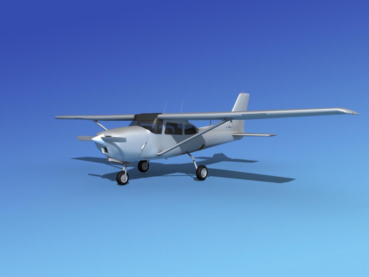 Cessna 172RG Cutlass Base Model
