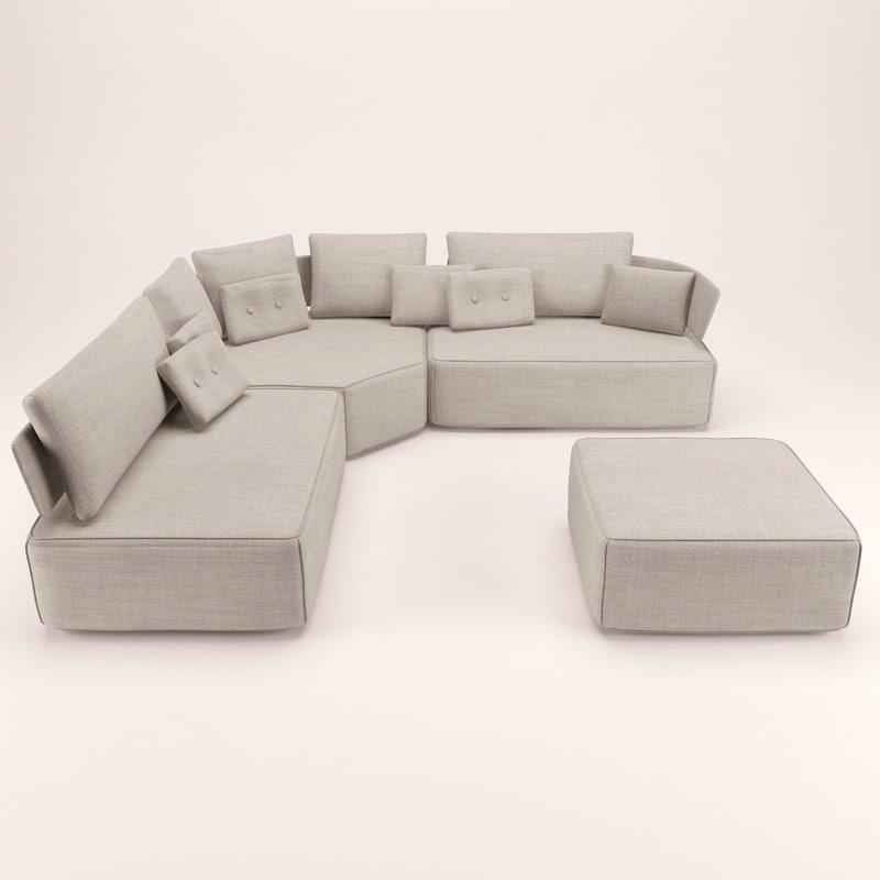 Sofa Fama Pandore