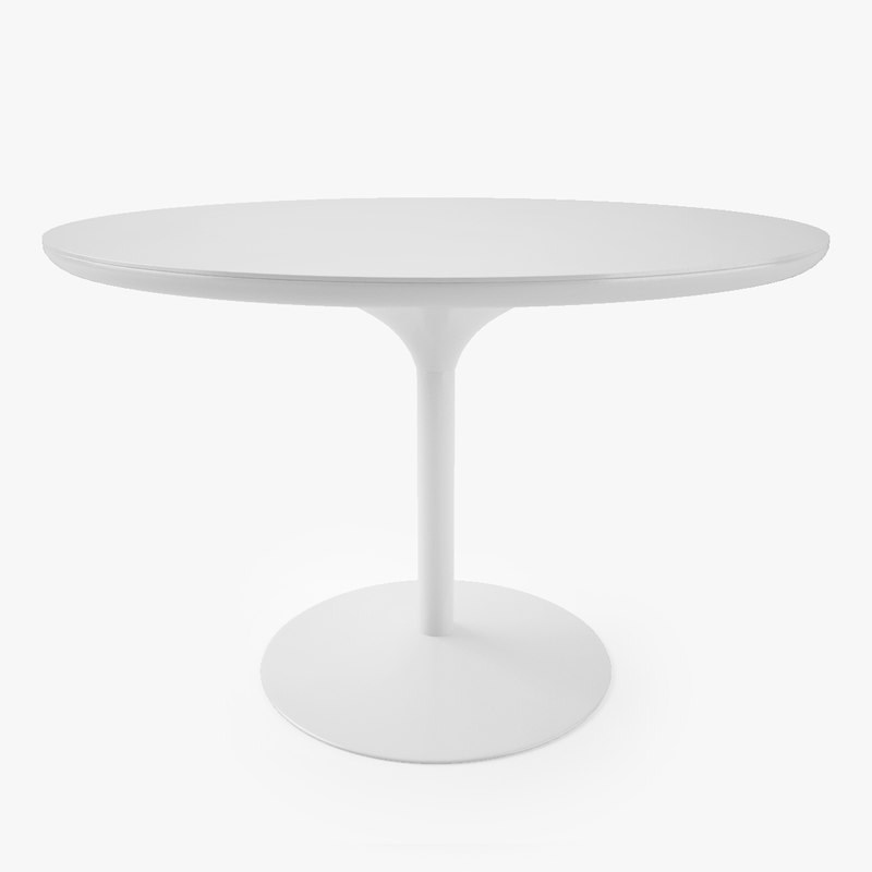 verpan panton table 3d max. Black Bedroom Furniture Sets. Home Design Ideas