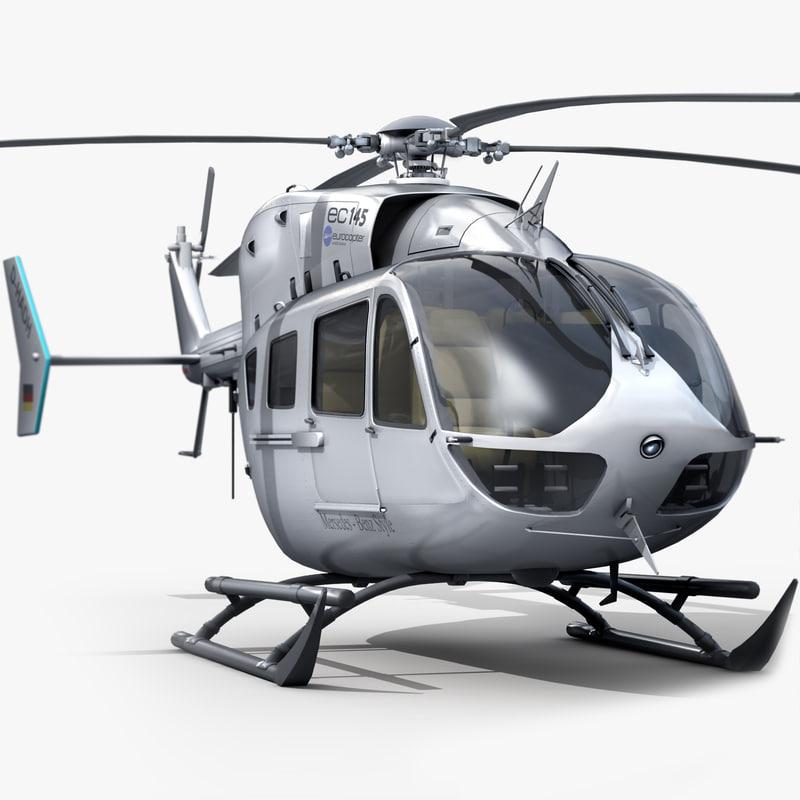 Eurcopter EC 145 Bussines Silver