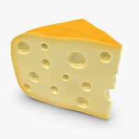 dairy 3D models
