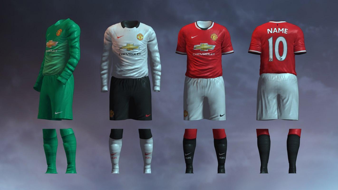 Manchester United 2014/2015 Jerseys