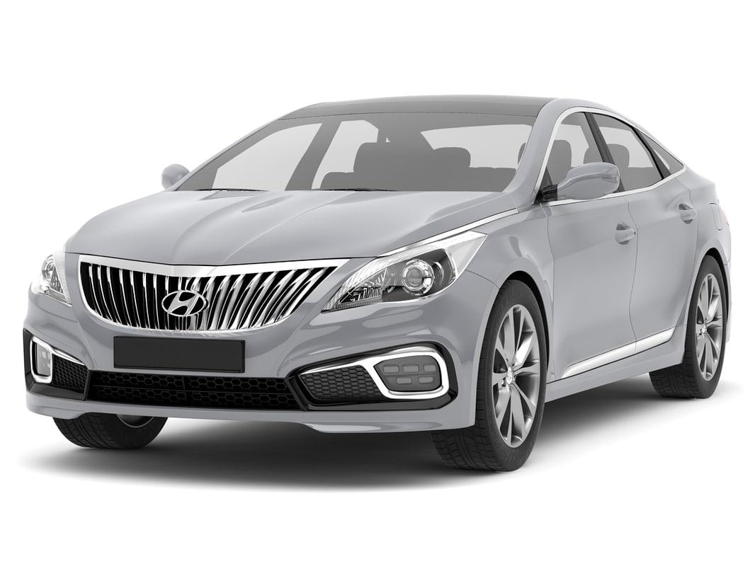Hyundai Azera/Grandeur 2015