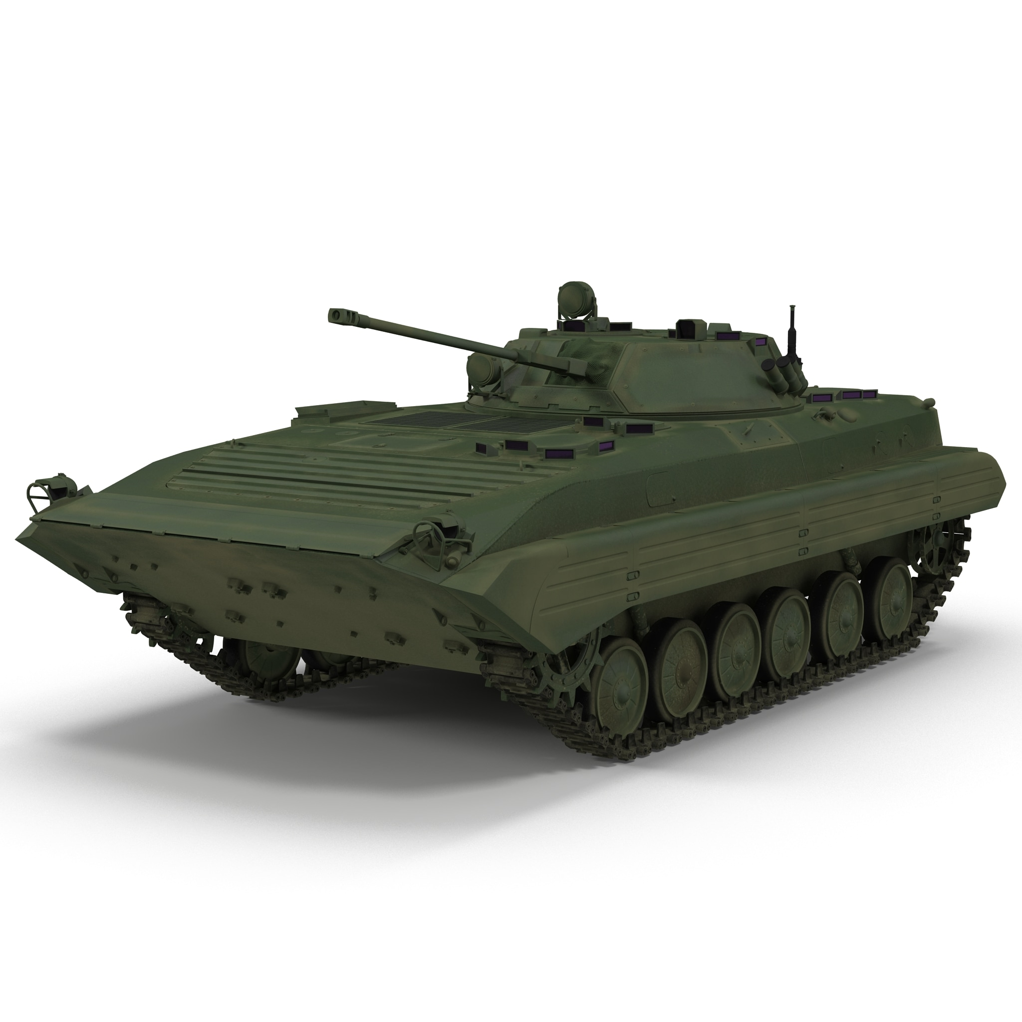 Infantry Fighting Vehicle Russian BMP-2