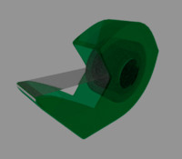 Cellophane Tape 3D models