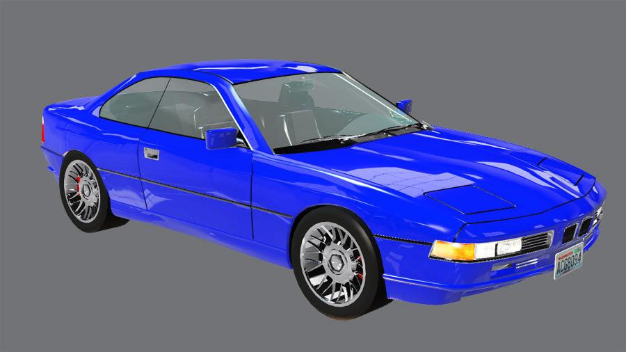 obj element luxury coupe