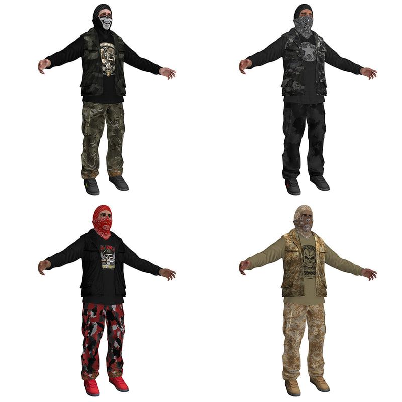 Rebel Guerrilla Pack