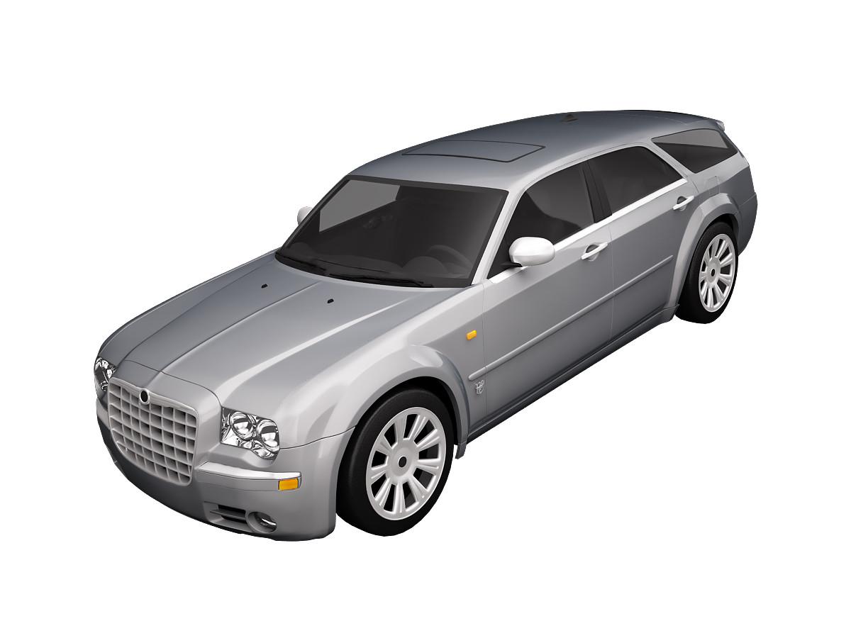 Chrysler 300C Touring 2009