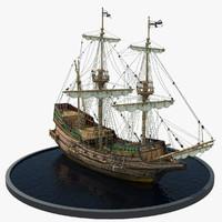 vessel 3D models
