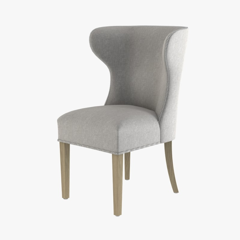chair isabella dining 3d 3ds
