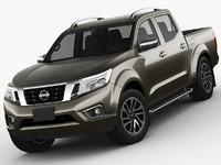 Nissan Navara 3D models