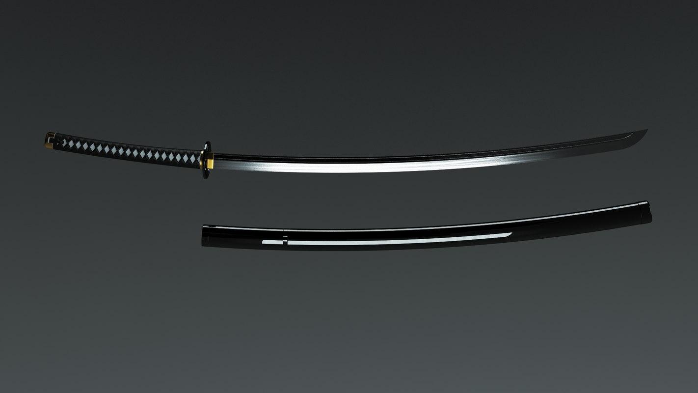 Black Katana