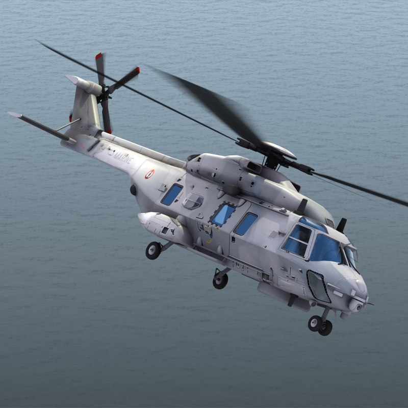 Caiman French NH90