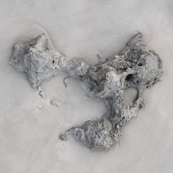 Rock 3D Scan 14 Texture Maps