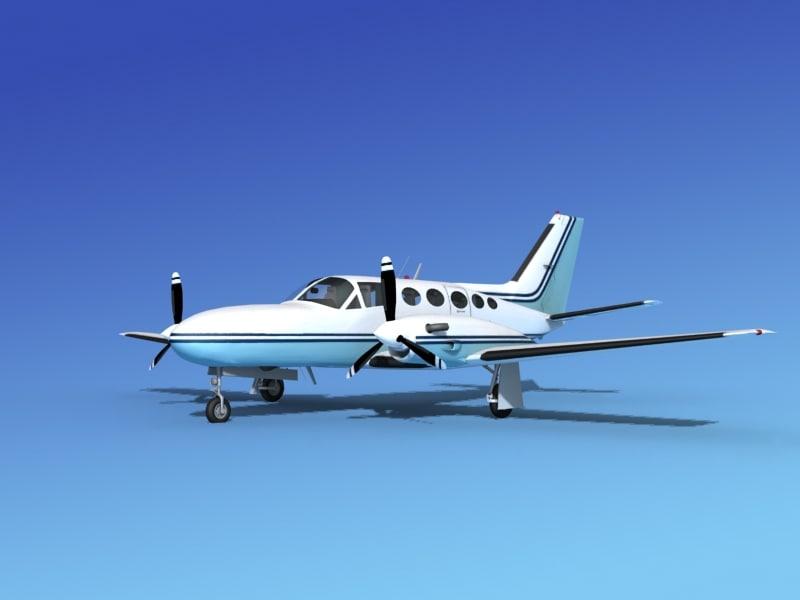 Cessna 425 Conquest I V16