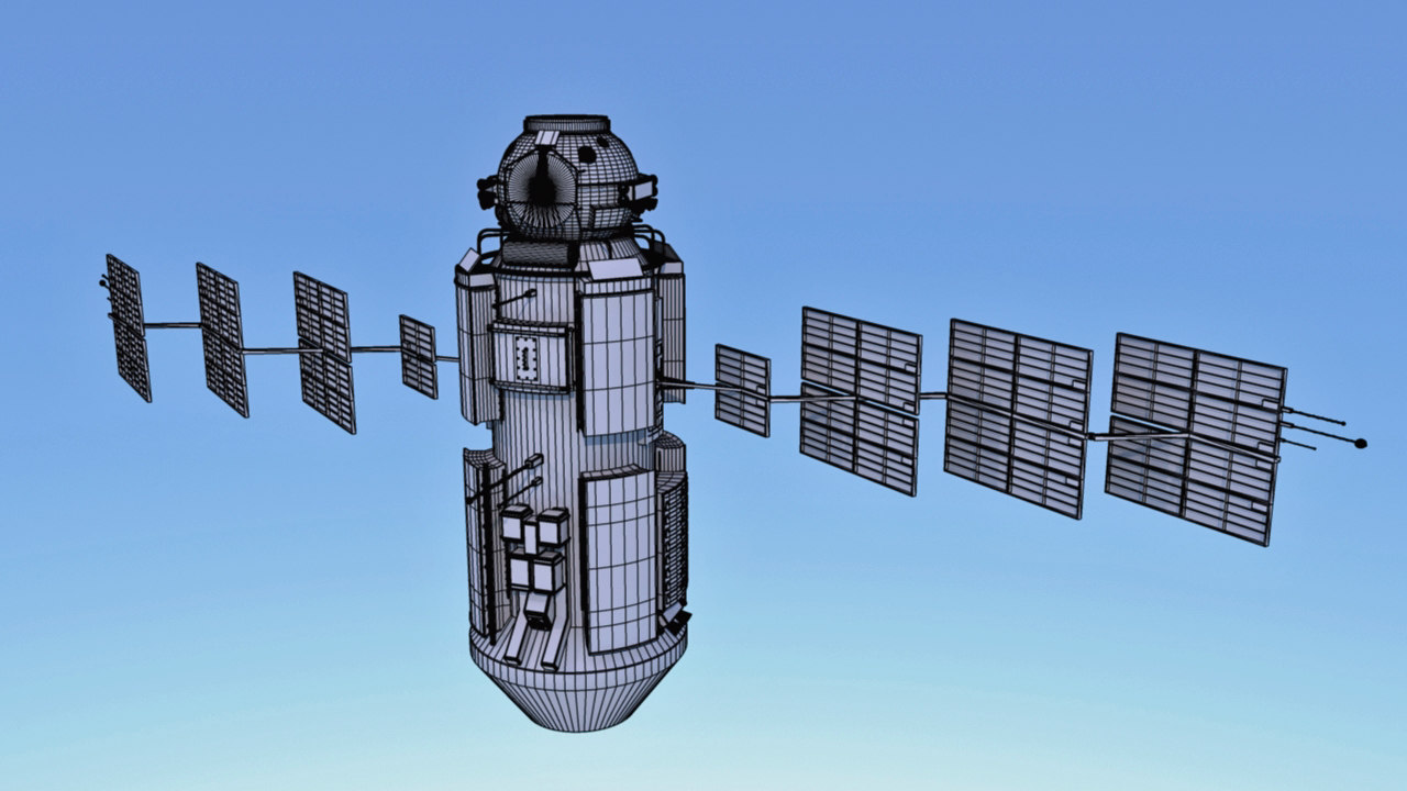 3D Space Station 13 - Pics about space