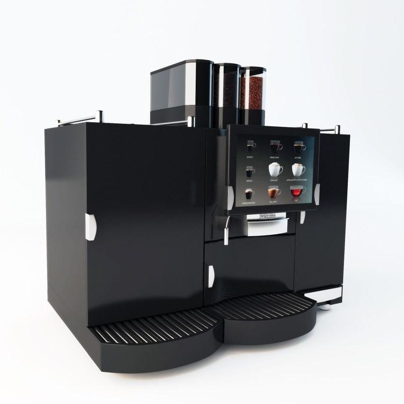 franke espresso machine