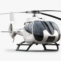 Eurocopter EC130 3D models
