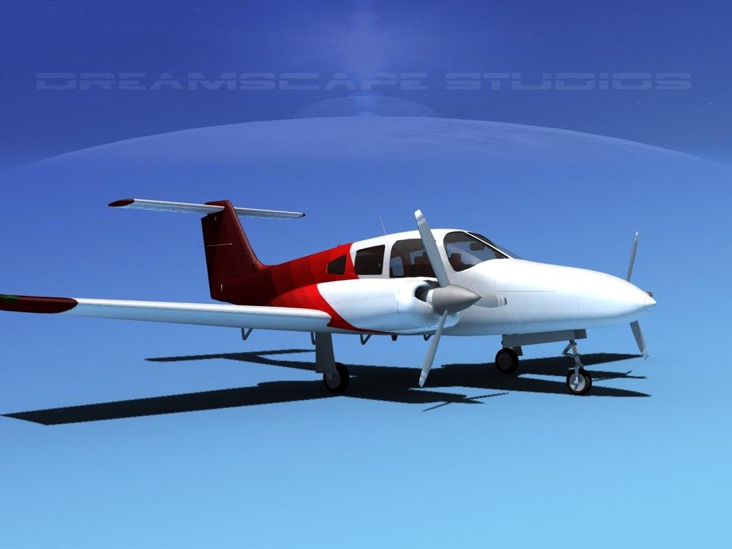 Piper PA44 Seminole V130001.jpg