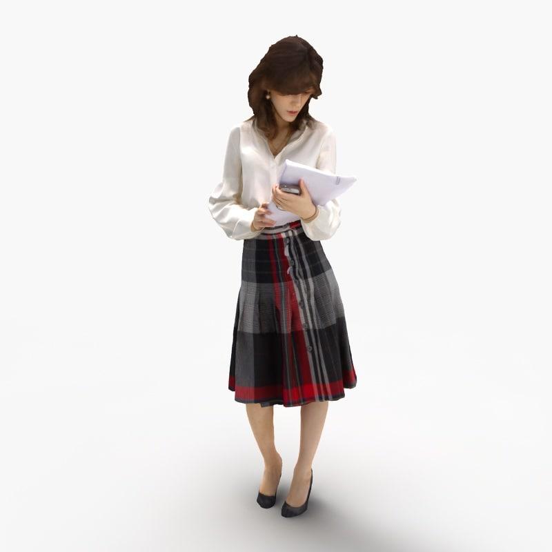 Businesswoman 09 new