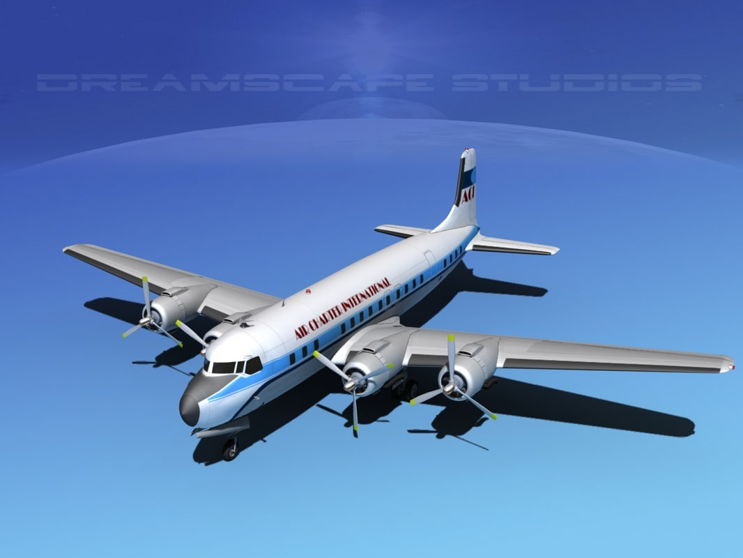 Douglas DC-7B Air Charter Intl0100.jpg