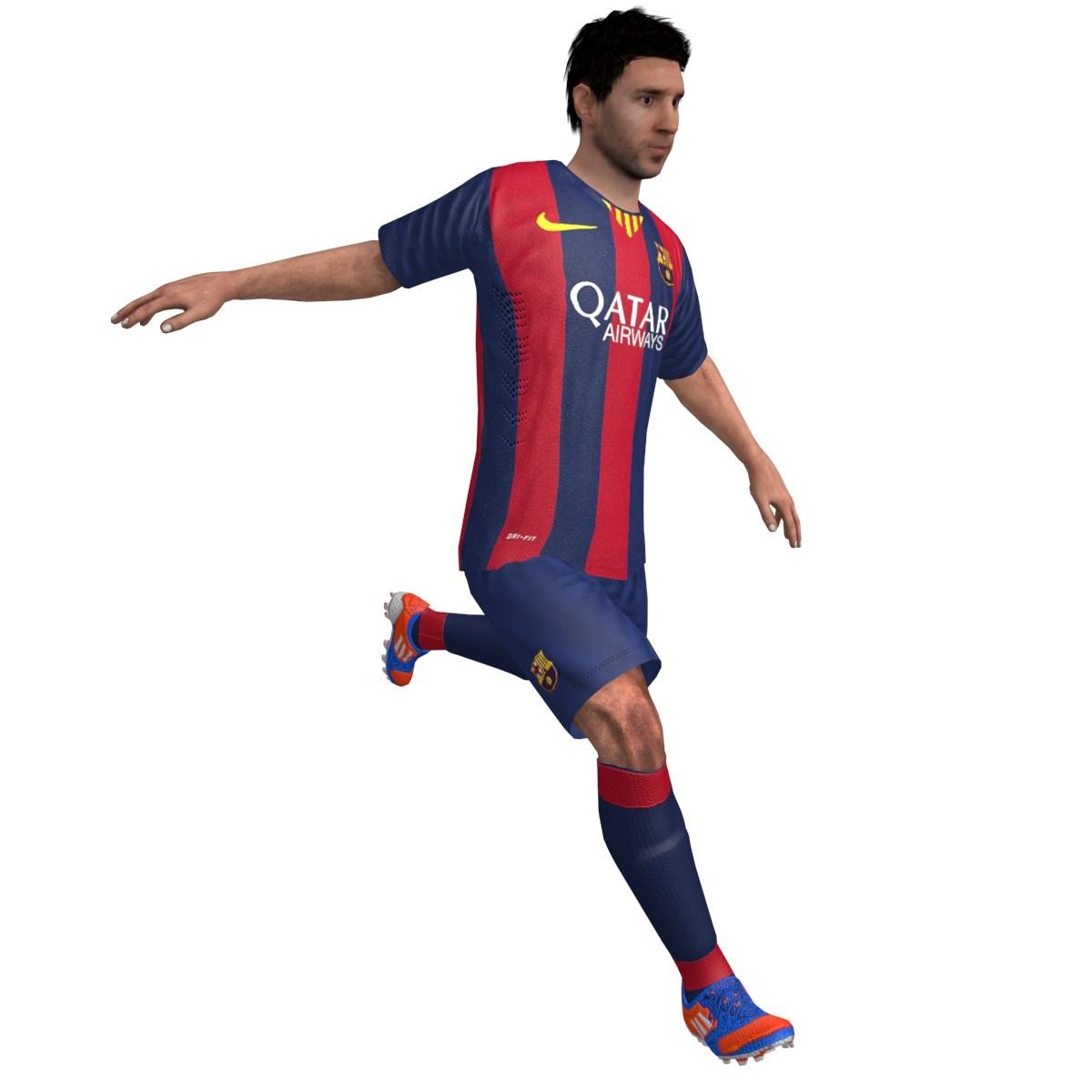 Messi Animated