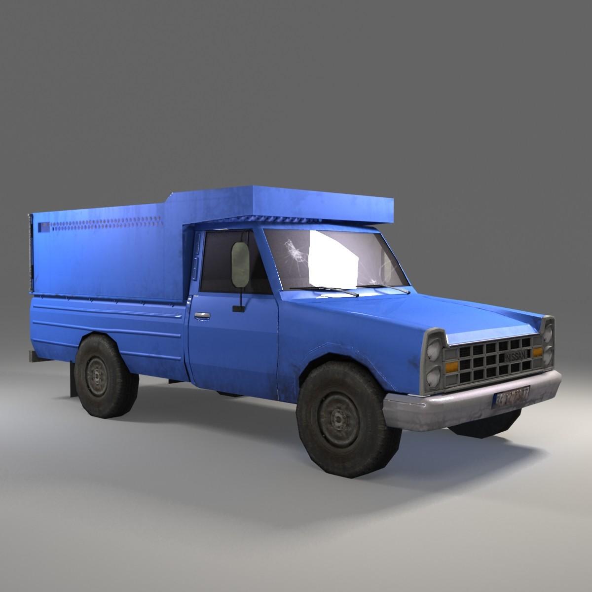 nissan junior truck max. Black Bedroom Furniture Sets. Home Design Ideas