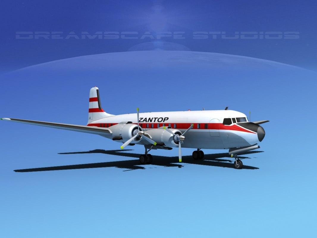 Douglas DC-7B Zantop0020.jpg