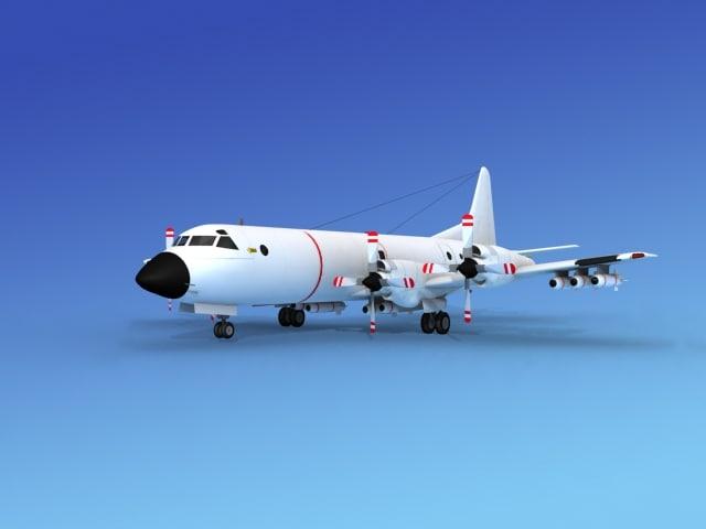 Lockheed P-3 Orion V29 Unmarked 30001.jpg