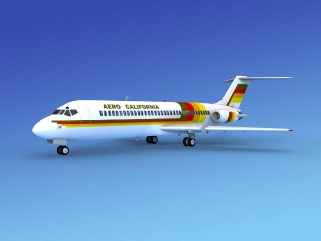 Douglas DC-9-30 Aero California0001.jpg