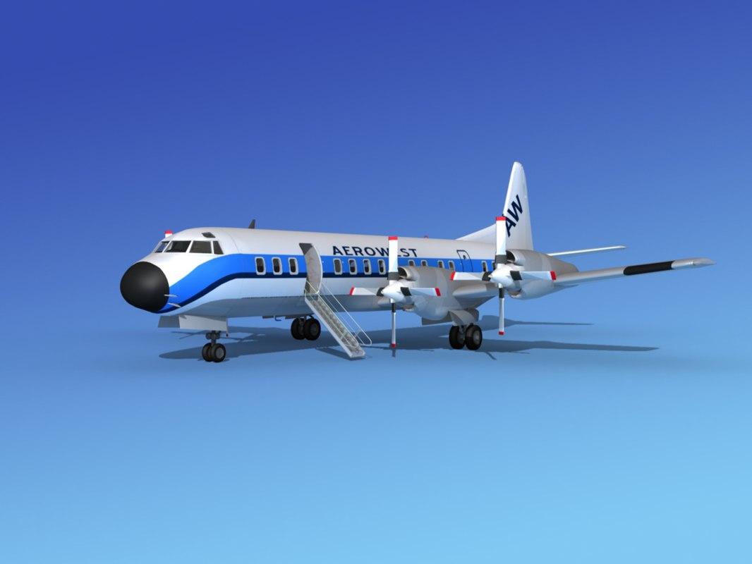 Lockheed L-188 Electra HP Aero West0001.jpg