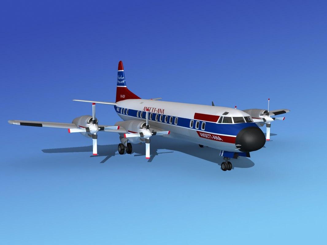Lockheed L-188 Electra II HP Ansett-ANA0020.jpg