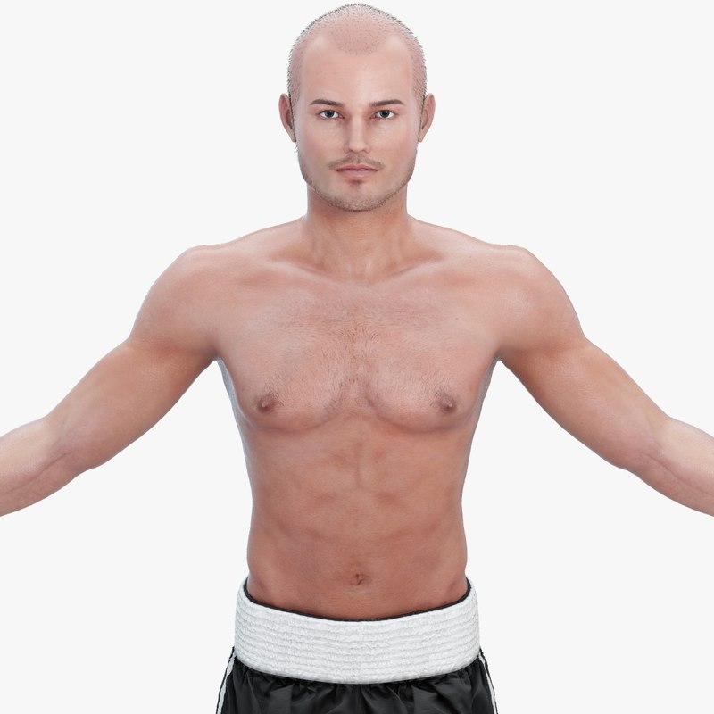 Boxer White No Rig