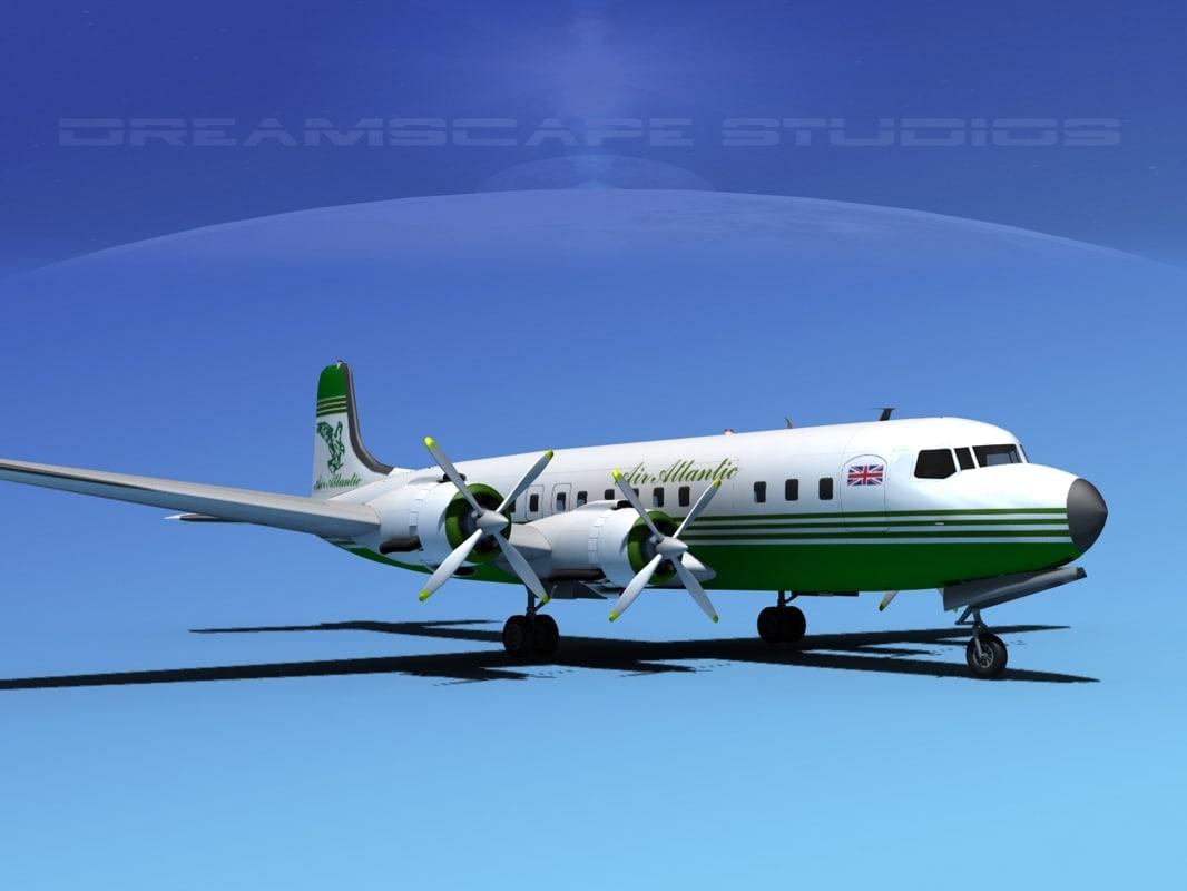 Douglas DC-7C Air Atlantic N0001.jpg