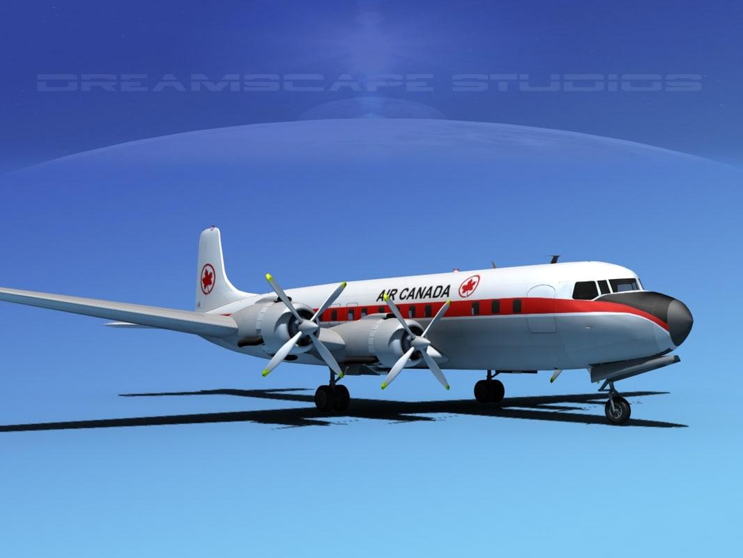 Douglas DC-7C Air Canada 0001.jpg