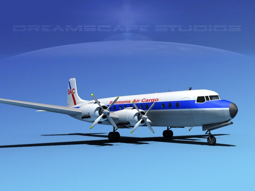 Douglas DC-7C Simons Air Cargo0001.jpg