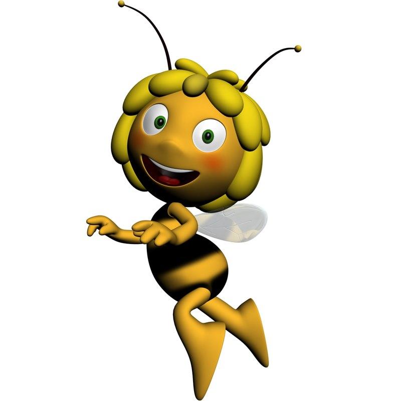 maya the bee cartoon - photo #3