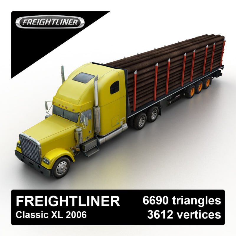 Freightliner Classic Xl Large Car