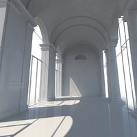 Art Gallery 3D models