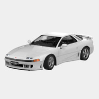 mitsubishi 3000GT 3D models
