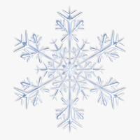 snow 3d models