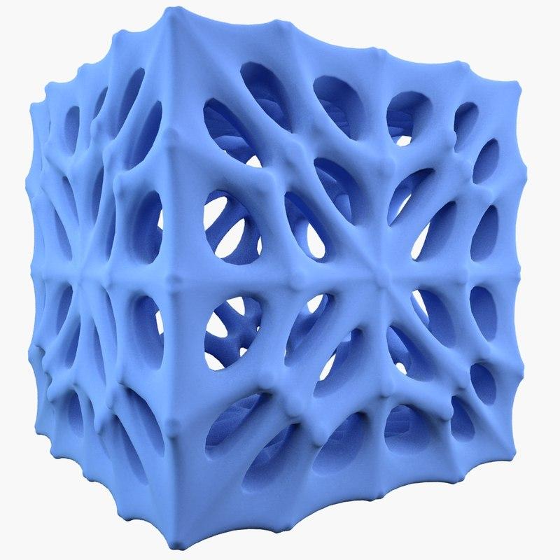 Complex Shape MHT-081