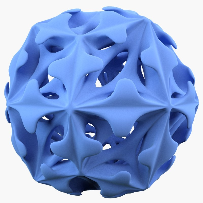Complex Shape MHT-093